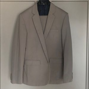 Other - Custom Tan Suit